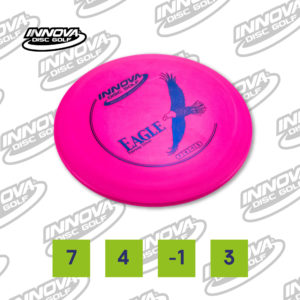 Eagle, Champion, 170g, Pink