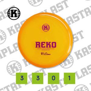 Reko, K3, 171g, White