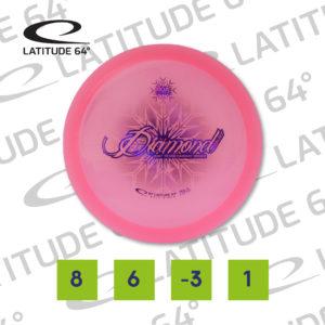 Diamond, Opto, 154g, Pink