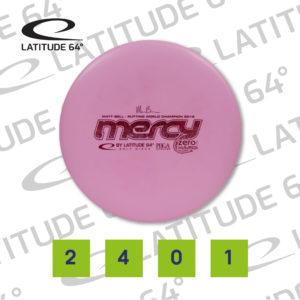 Mercy, Zero Medium, 174g, White