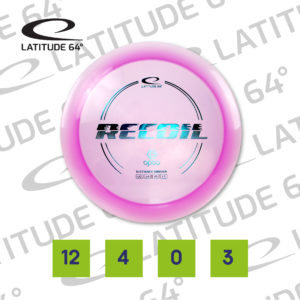 Recoil, Opto, 170g, White / Pale Pink