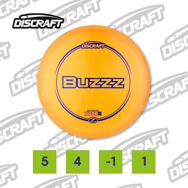 Buzzz, Z Line, 177+, Yellow